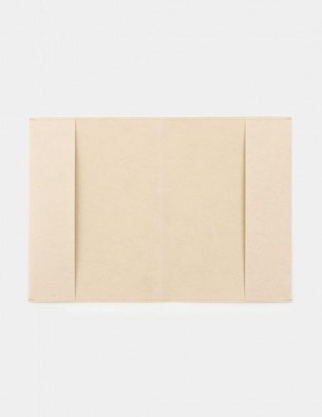 Copertina per Notebook MD Paper vista aperta con lembi