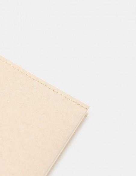 Copertina per Notebook MD Paper vista di dettaglio con cuciture in evidenza