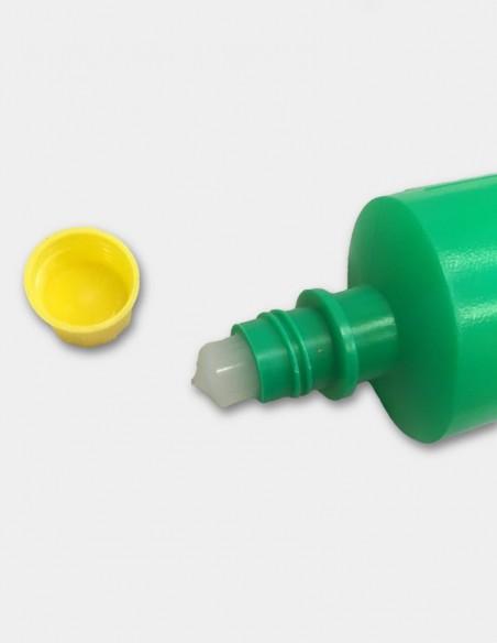 colla Nori Yamato in pasta di amido di tapioca tubo small verde aperto