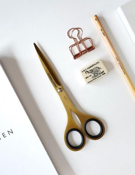 """Forbici 6.5"""" Gold Tools to Liveby in acciaio inossidabile ambientazione 2"""