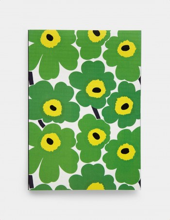 Diario Marimekko flexi journal vista frontale