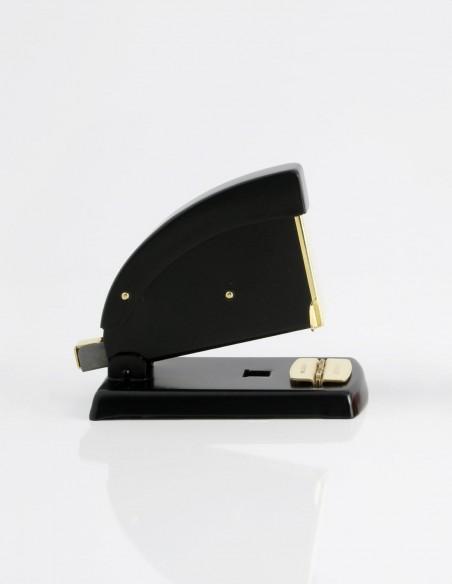 Cucitrice da tavolo Zenith 520 Gold nero vista laterale