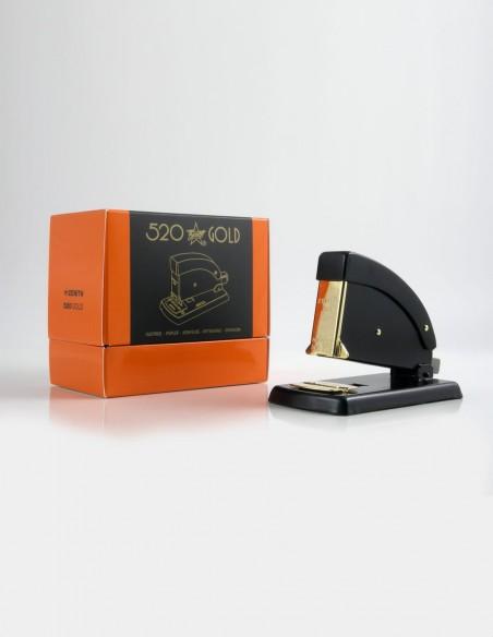 Cucitrice da tavolo Zenith 520 Gold nero con cofanetto regalo