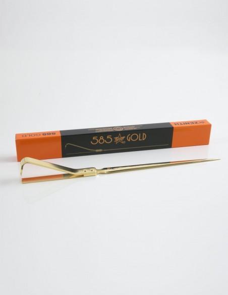 Levapunti e aprilettre Zenith 585 Gold con confezione regalo