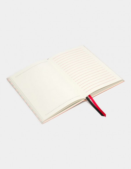 Quaderno Olivetti Pattern vista interna pagine