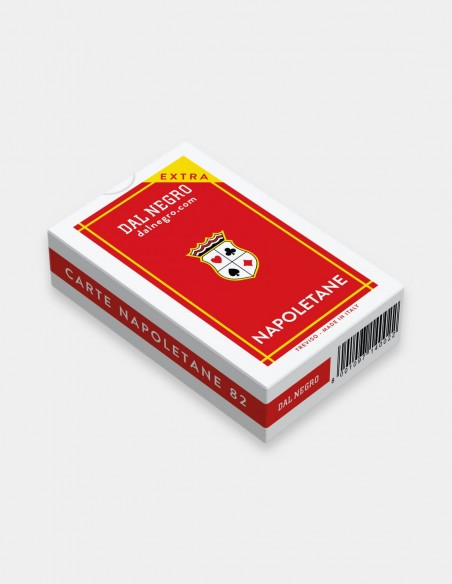 carte da gioco napoletane dal negro la sciuscetteria astuccio