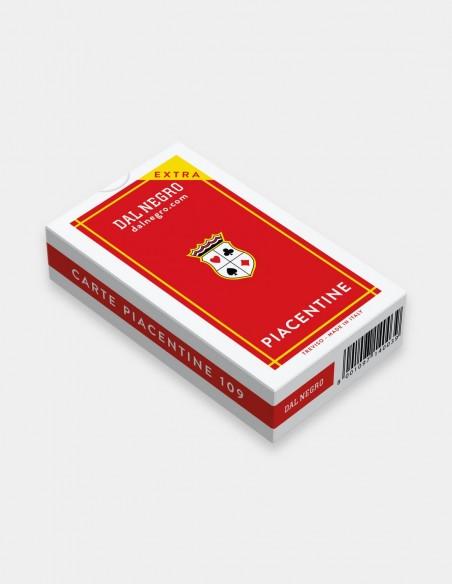 carte da gioco piacentine dal negro la sciuscetteria astuccio