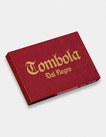 Tombola Classica Dal Negro Cofanetto rosso
