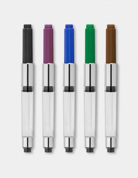 Convertitore standard Kaweco per stilografica, assortimento colori