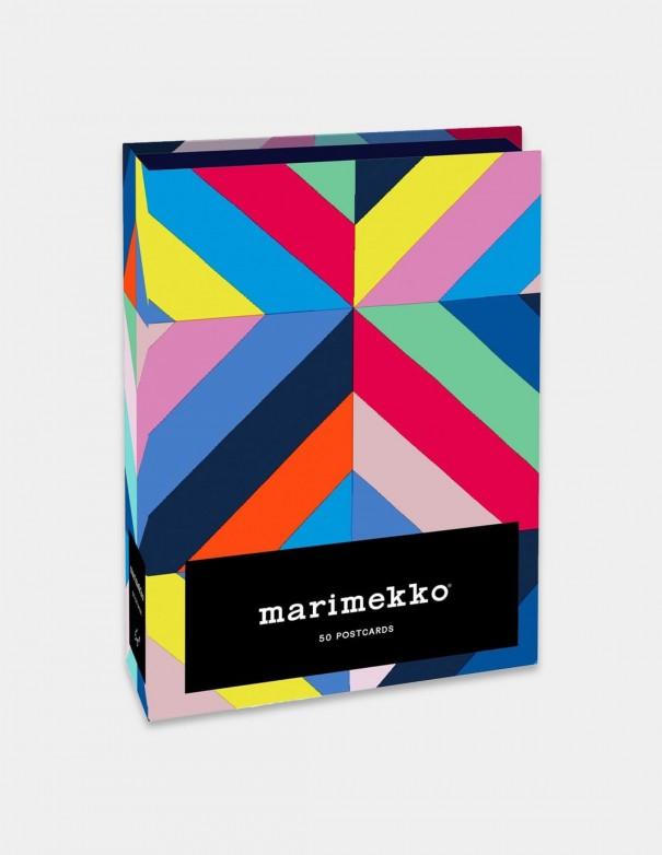 Cofanetto Marimekko con 50 cartoline
