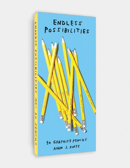Set di matite Endless Possibilities by Adam J. Kurtz confezione