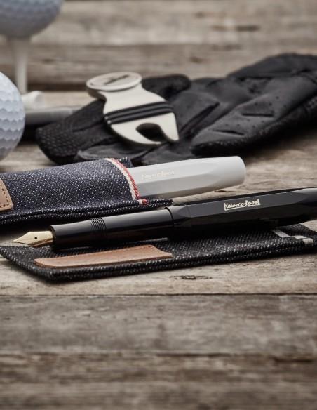 Penna Stilografica Classic Sport Kaweco colore Nero - Ambientazione