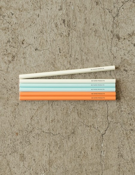 Confezione 6 matite colorate MD Paper ambientazione