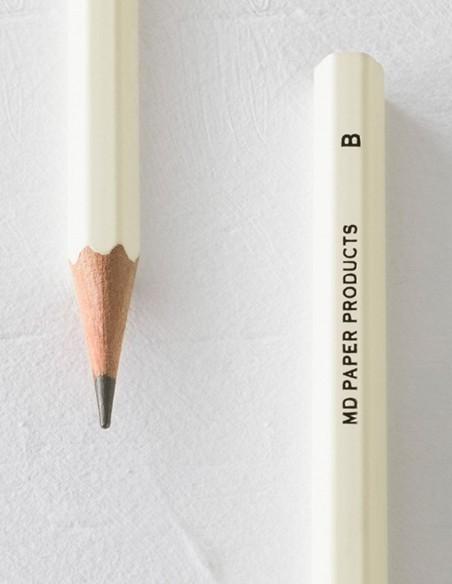 matite MD Paper confezione 6 pezzi dettagli