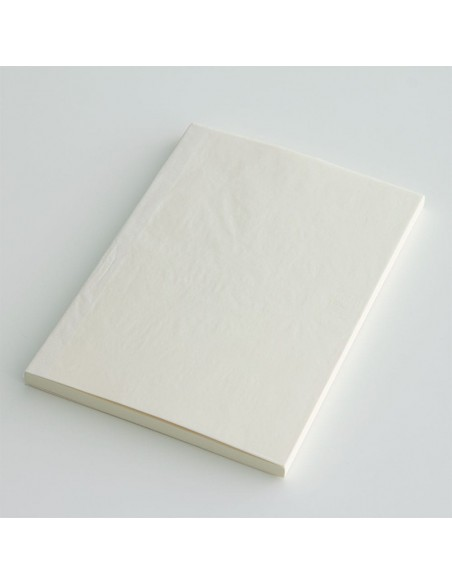 quaderno MD PAPER Notebook  A5 Blank vista copertina