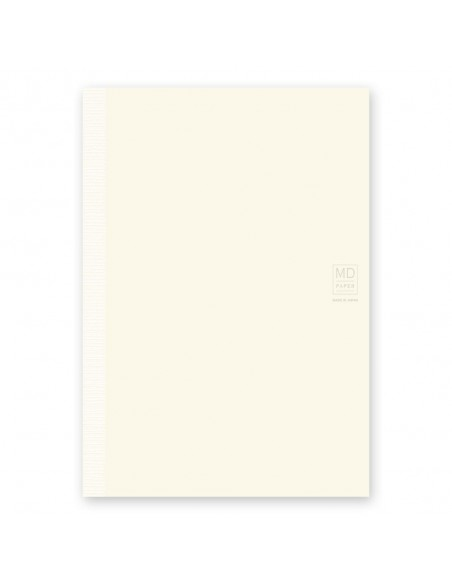 quaderno MD PAPER Notebook  A5 Blank vista copertina frontale