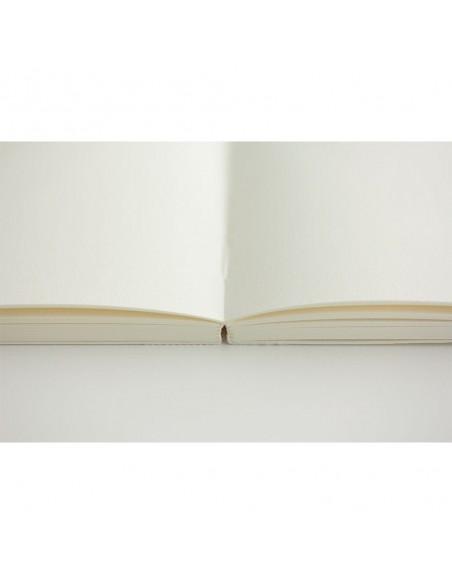 quaderno MD PAPER Notebook  A5 Blank vista particolare