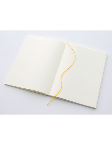 quaderno MD PAPER Notebook  A5 Blank vista segnalibro