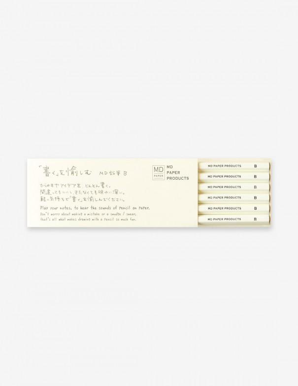 matite MD Paper confezione 6 pezzi