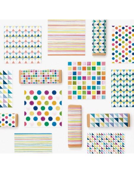 carta origami acquerello MIDORI CHOTTO serie Watercolor