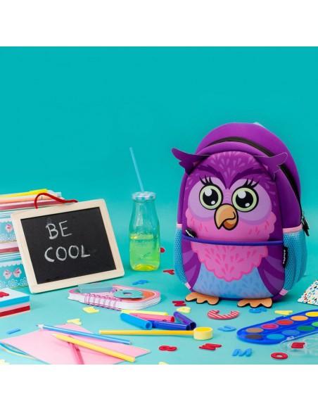 zainetto in neoprene OWL vista emozionale